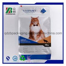 OEM производитель Квадратная печать Пластиковая упаковка для мусора для кошачьих туалетов