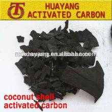Jodwert 1100 mg / g Kokosnussschale aktivieren Kohlenstoffgranulat