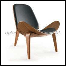 Реплика Ханс Вегнер стул, раковина Переклейки (СП-BC468)