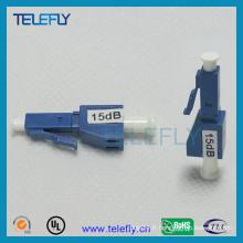 LC / PC Atténuateur à fibre optique féminin