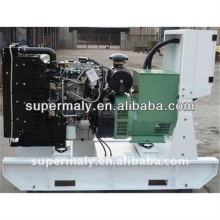 water-cooled Lovol diesel generator with silent type