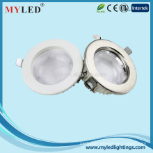 Round recessed led downlight 118mm cut out 12w smd2835 Epistar led downlight with CE ROHS approval