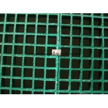 Fiberglass Pultrusion Gratings as Platform in Corrosive Environment