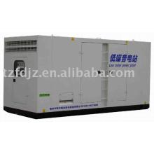 Generador diesel del tipo silencioso de la protección del medio ambiente