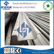 metal purline sigma profile for racking system Unovo factory