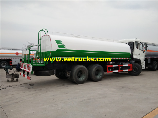 15000L Water Tanker Lorry