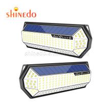 Shinedo Patent Outdoor Waterproof Solar Wall Mounted Solar Light