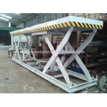 High quality low price lift table machine part