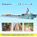 Wood Plastic Profile Production Line (JG-MSX)