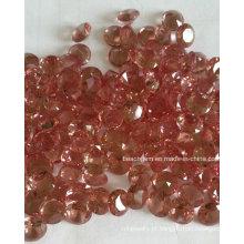 Zultanite sintético solta Gemstone Joias configuração