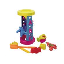 Outdoor Sommer 7PCS Kinder Kunststoff Sand Strand Spielzeug (10226029)