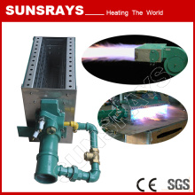 High Pressure Gas Burner for Air Convection Oven Air Burner