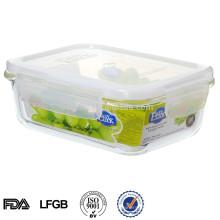 easylock luftdicht Glas Lebensmittel Vorratsbehälter für Lebensmittel