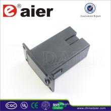 Daier drawer 9v battery holder