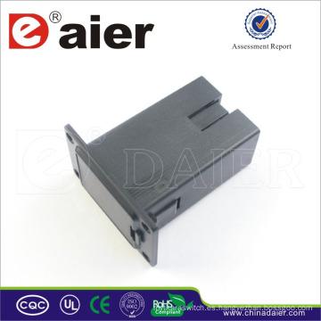 Daier cajón 9v soporte de la batería