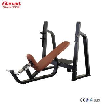 Peralatan Gym Terbaik Olympic Incline Bench Press
