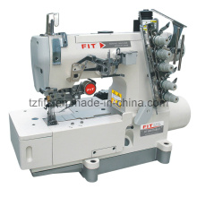 Direct Drive High Speed Interlock Sewing Machine