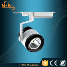 24W High Lumen 1750-1900 COB LED Track Lighting