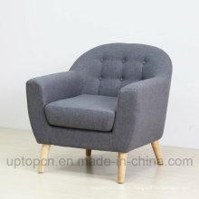 Досуг мебель на заказ деревянная Рамка кожаный диван (СП-HC601)