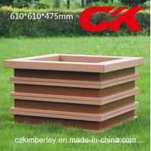 100% reciclável WPC Fower caixa da China