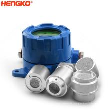 HENGKO Custom explosion proof Gas sensor enclosure with porous gas sensor housing for sensing protection
