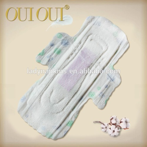 brand of sanitary napkins with negative ions