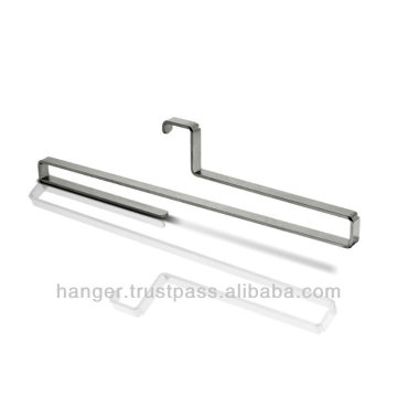 Stylish Stainless Steel Plate Pants Hanger for Hotel Equipment