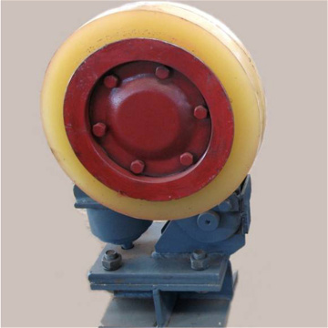 Bracket Buffer Device Mine Cage Roller Light
