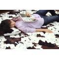 super soft microfiber polyester printed iran carpet
