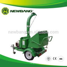 CPG5 13 HP Trailer Mounted Wood Chipper