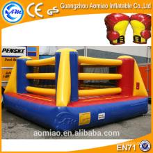 Alta qualidade miúdos anéis infláveis do boxing para a venda, luva de encaixotamento inflável