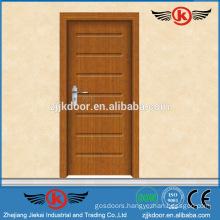 JK-P9229 gloss interior mdf laminate pvc door for kitchen carbinet