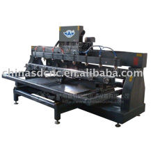 JK-4080 madeira CNC máquina com 8 eixos