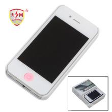 Mejor calidad recargable iPhone Shocker con linterna