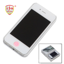 Лучшее качество аккумуляторная Шокера iPhone с фонариком