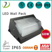 Lámpara de pared LED para exteriores de 40W