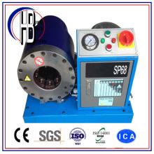 ¡Venta de fábrica de calidad superior! ! ! Máquina prensadora de manguera Finn Power P20