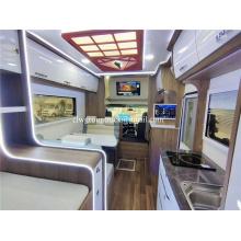 Diesel Engine Caravans small RV Motor Homes for travelling
