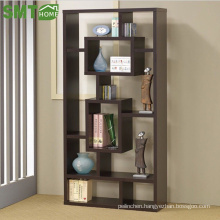 Cheap personality style wood bookcase