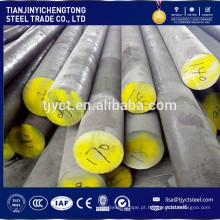 Barra redonda de aço forjada de Rod barra preta GCr15 SAE4330 65Mn 60Si2Mn