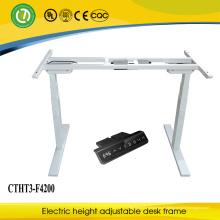 Função Ergonômica, Memória e Temporizador, Conversor com Capacidade de Ajuste de Altura Stand Desk