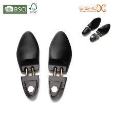 Роскошные черные матовые деревянные башмаки для коллекции обуви