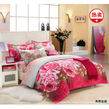 Best selling comfortable Polyester custom 3d disperse printed fabric