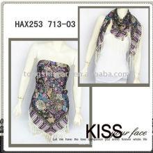 fashion Arab scarf for autumn promotion