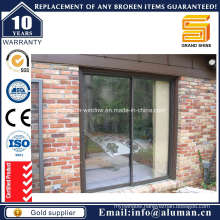 Aluminum Sliding Door with Heat Insulation and Sound Proof (SD7790)