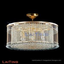 Lustre en cristal avec certificat UL et CE, disponible en différentes couleurs LT-51126