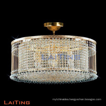 Crystal chandelier with UL and CE certificate, various color available LT-51126