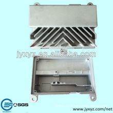 pièces de machines industrielles profilés d'extrusion en aluminium dissipateurs de chaleur