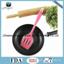 Espátula de silicone para cozinhar utensílios de cozinha Utensílio de cozinha de silicone Ss02