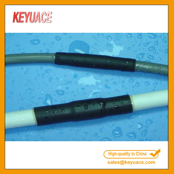 Military Standard High Flame Heat Pe Shrink Tube With Eva Hot Melt Adhesive